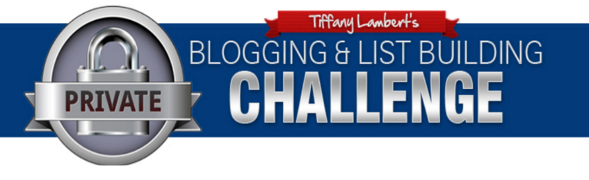 blogging and list building