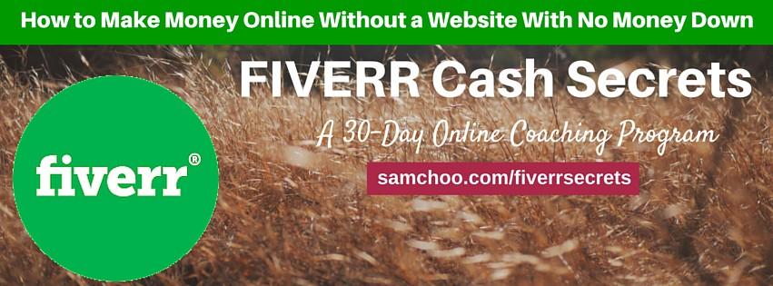 FIVER Cash Secrets