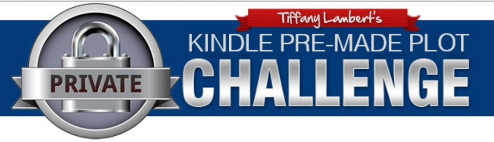Tiffany Lambert Kindle Book Challenge
