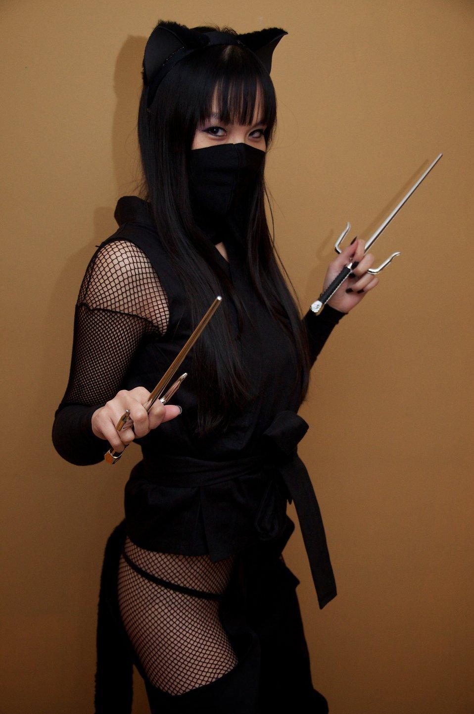 ninja-cat-girl