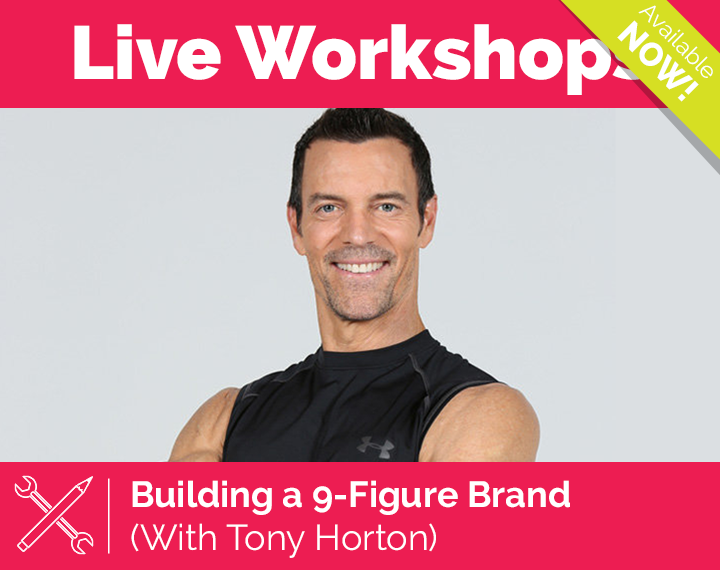 building-a-9-figure-brand-with-tony-horton