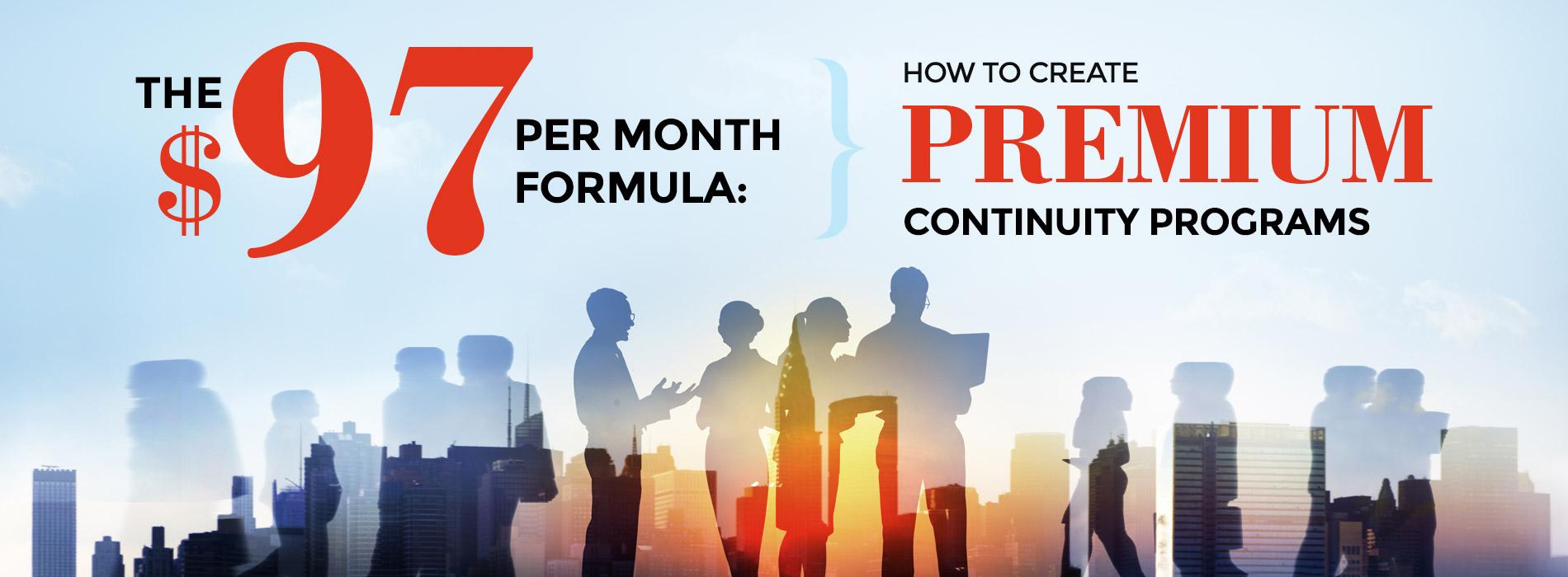 premium-continuity-program