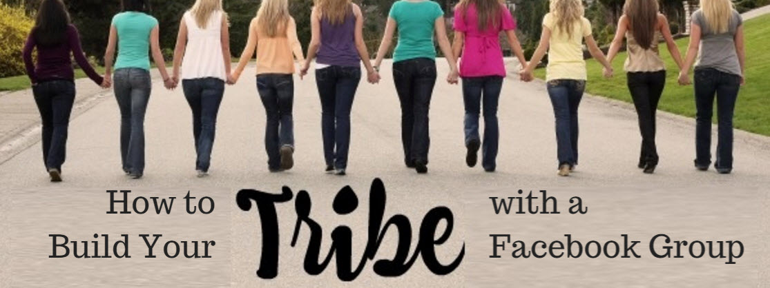 how to build a tribe with a FB Group, by sam choo