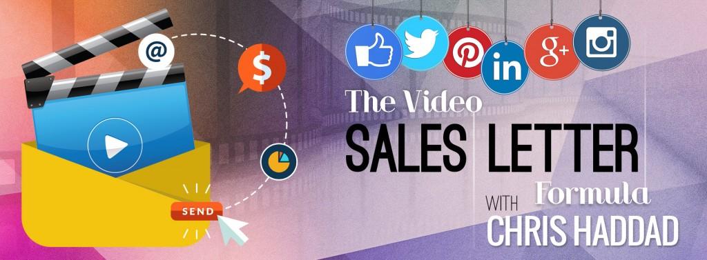 video-sales-letter formula