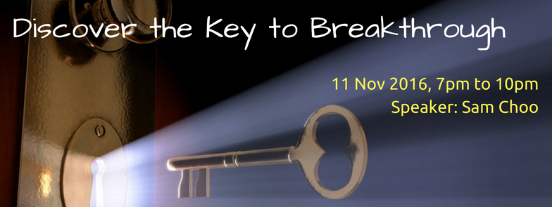 discover-the-key-to-breakthrough with sam choo